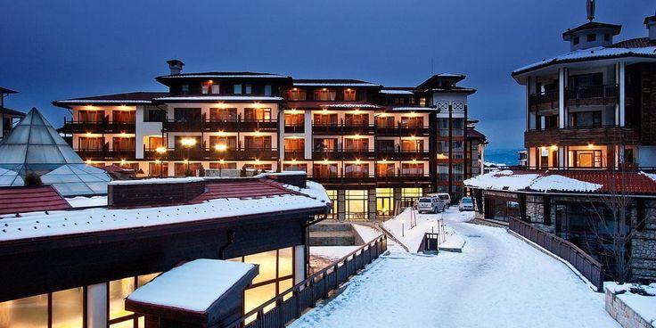 Ski Season 2017/2018 - Bansko - Hotel Astera 4*