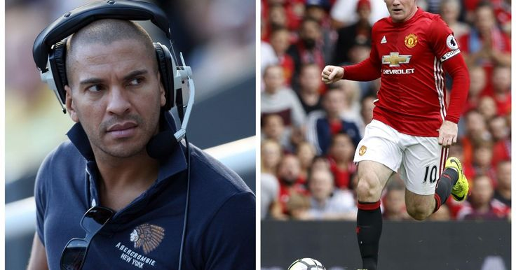 Manchester United captain Wayne Rooney blasted by Stan Collymore