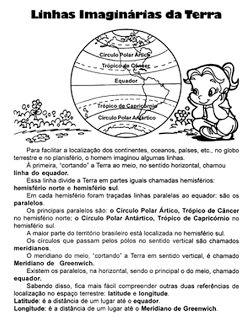 ATIVIDADES DE GEOGRAFIA 4° ANO FUNDAMENTAL EXERCÍCIOS IMAGENS PARA IMPRIMIR IX   PORTAL ESCOLA