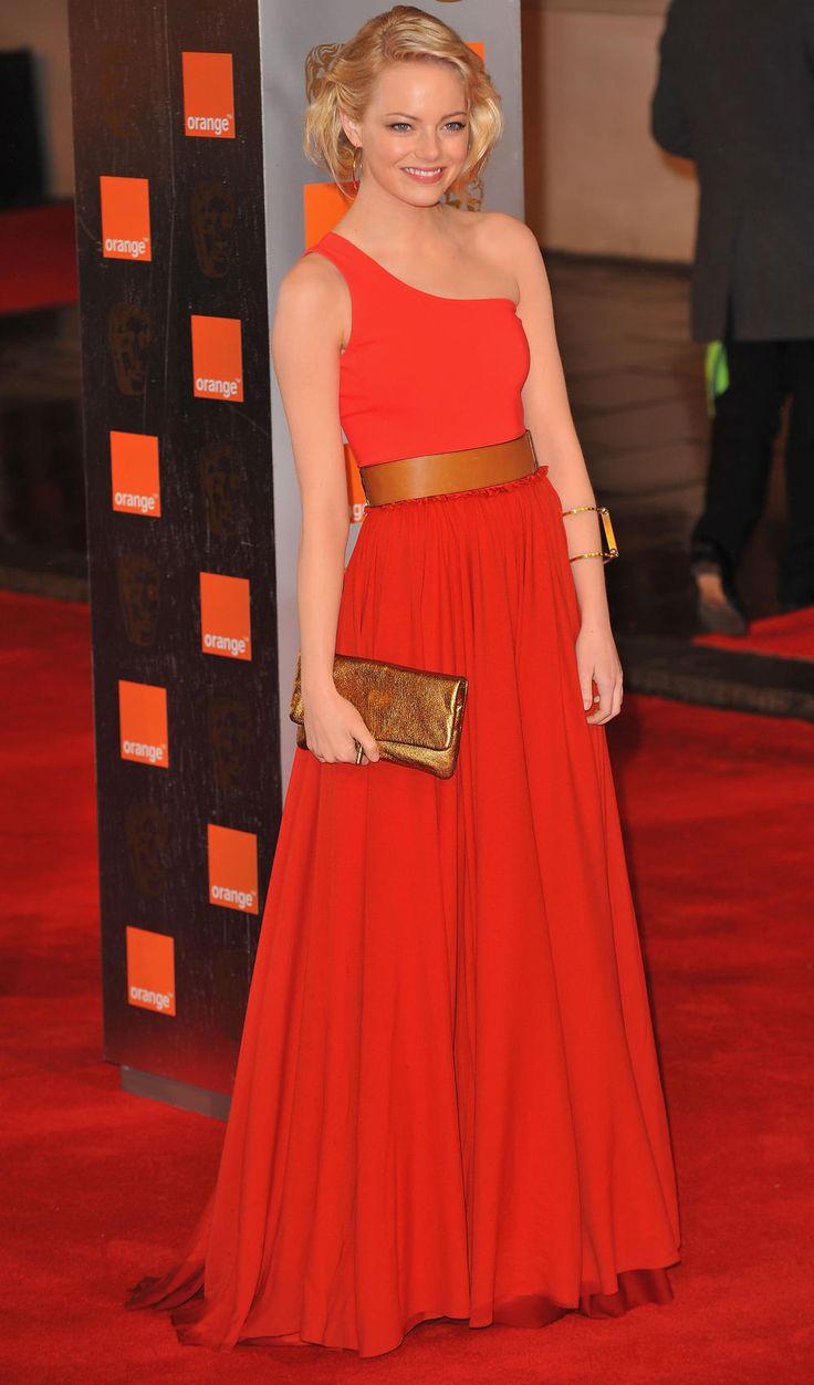 Mejores looks de Emma Stone, nominadas al oscar 2015 | ActitudFEM