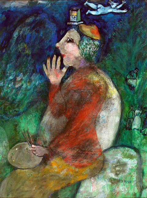633 best images about Marc Chagall on Pinterest | Self portraits ...