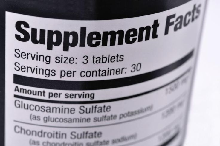 What Supplements Are Best to Take After Meniscus Surgery?