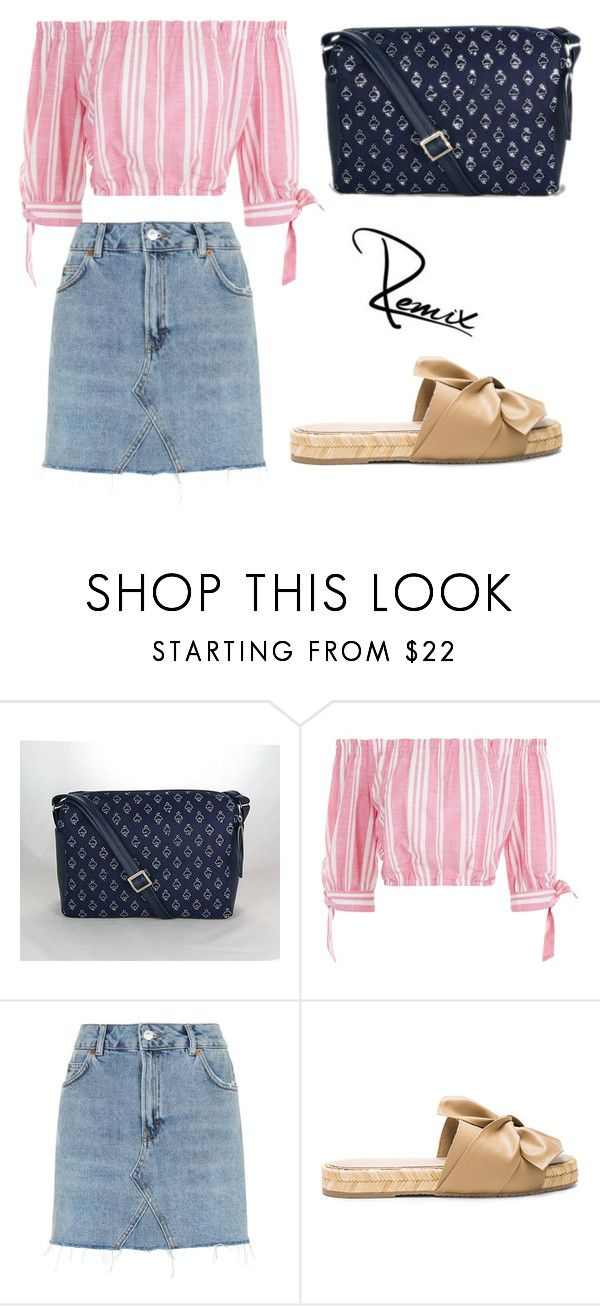 """Girly weekend"" by aleva on Polyvore featuring Topshop and Kaanas"