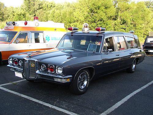 Pontiac Bonneville Ambulance | Matthew Taylor | Flickr