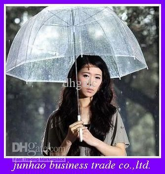 Wholesale cheap transparent umbrella online, transparent - Find best hot selling fashion apollo princess gossip girl mushroom arch clear bubble transparent umbrella at discount prices from Chinese umbrellas supplier on DHgate.com.