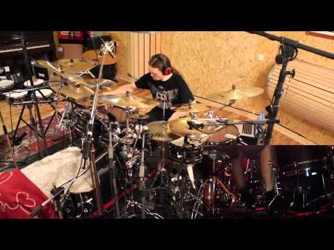Peter Wildoer tracking drums for James LaBrie - Impermanent Resonance, February 2013_Episode 2 - Tronnixx in Stock - http://www.amazon.com/dp/B015MQEF2K - http://audio.tronnixx.com/uncategorized/peter-wildoer-tracking-drums-for-james-labrie-impermanent-resonance-february-2013_episode-2/