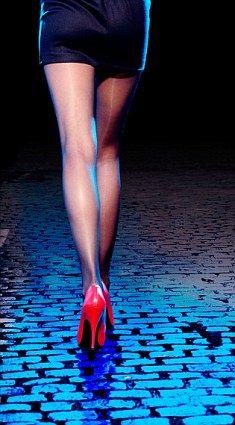 Pantyhose seduction hotfile
