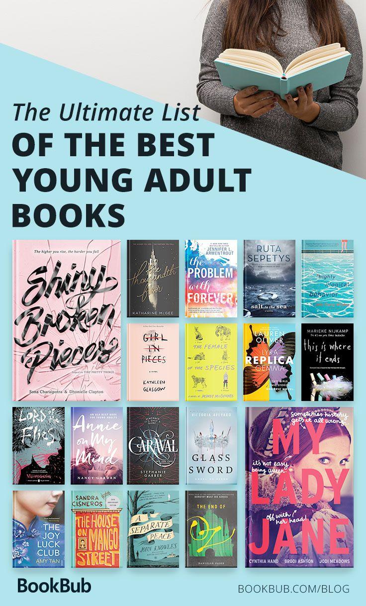 67 livres à lire absolument pour les adolescents   – Books Worth Reading
