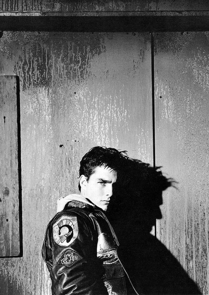 Tom Cruise   by Herb Ritts
