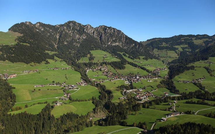 Wanderurlaub Alpbachtal   Wandern Tirol