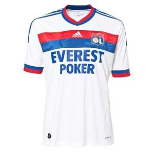 French teams Adidas 2011-12 Olympique Lyon Adidas Home Football Shirt Official brand new Olympique Marseille home shirt for the 2011/12Ligue 1season. This new Marseille football shirt is manufactured by Adidas and is available to buy online in adult sizes S M L XL http://www.comparestoreprices.co.uk/football-shirts/french-teams-adidas-2011-12-olympique-lyon-adidas-home-football-shirt.asp