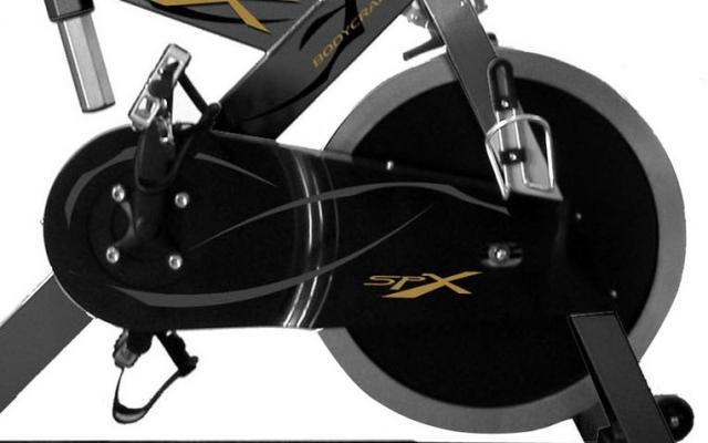 What to Look For in a Stationary Indoor Spinning Bike for Use at Home: Choose a Belt-Drive Model instead of a Chain Drive.
