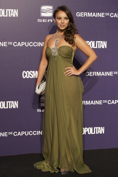 Chenoa Spanish singer Chenoa attends Cosmopolitan Fun Fearless Female  awards 2011 at the Ritz Hotel on October 3, 2011 in Madrid, Spain.