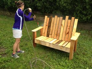 72 best blog articles from raindrop gutter guard systems images on repurposed pallets into a do it yourself bench solutioingenieria Image collections