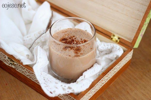 Shake czekoladowy na poprawę nastroju