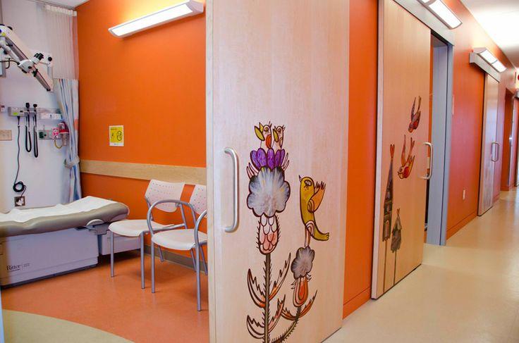 BELLEVUE CHILDRENS HOSPITAL kittenchops -