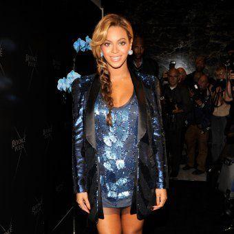robe courte beyonce enceinte