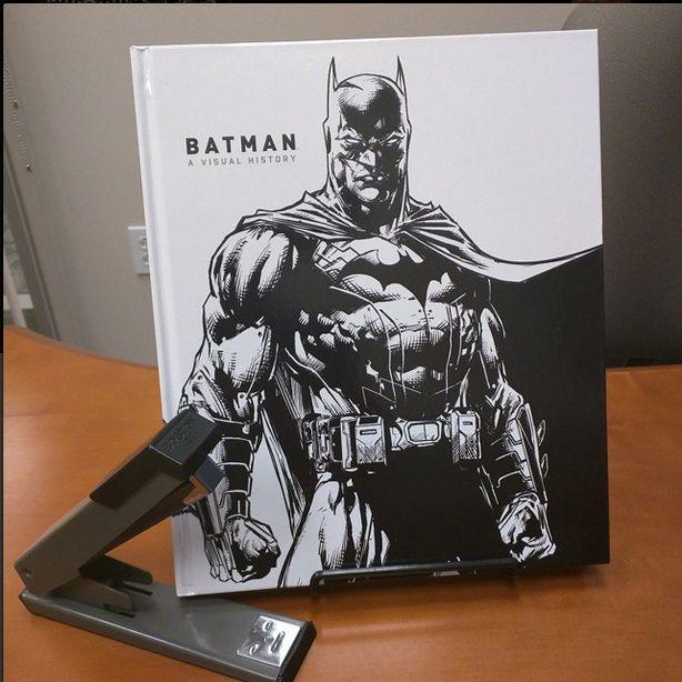 Good Stapler Loves Batman Http://www.bannedlibrary.com/podcast/2015