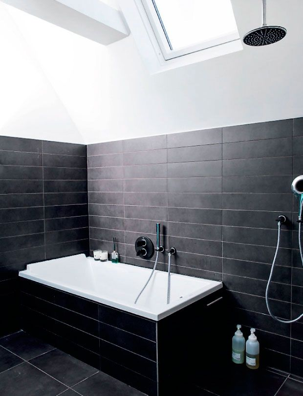 Billedresultat for badekar lille badeværelse