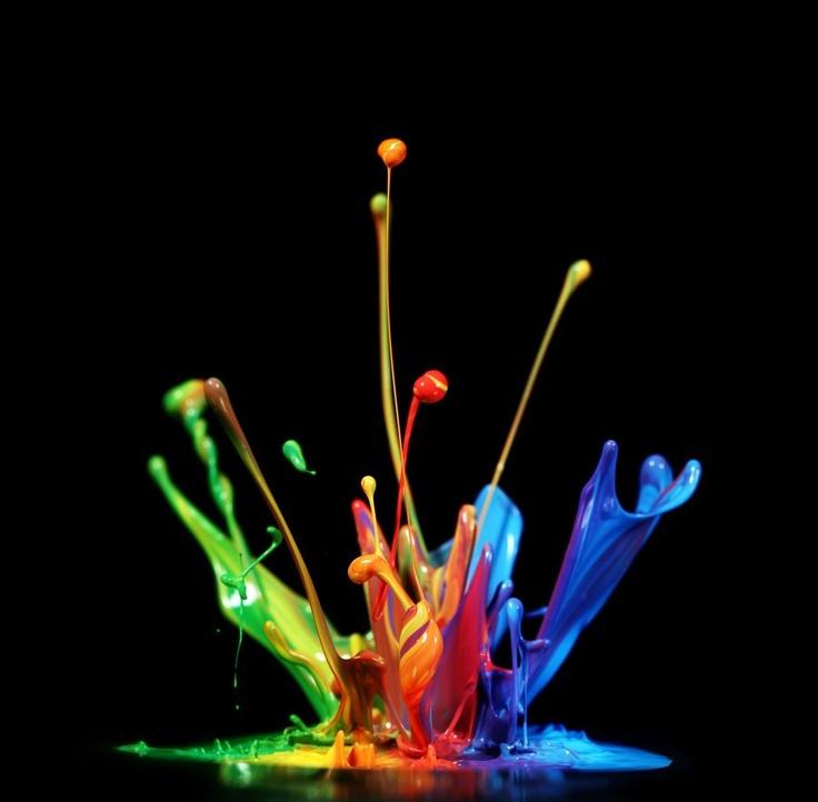 Meet various types of ink on the market --Conheça os diversos tipos de tinta existentes no mercado