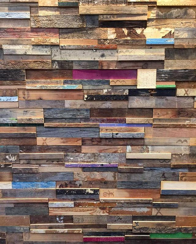 12 best reclaimed wood wall panels images on pinterest for Local reclaimed wood