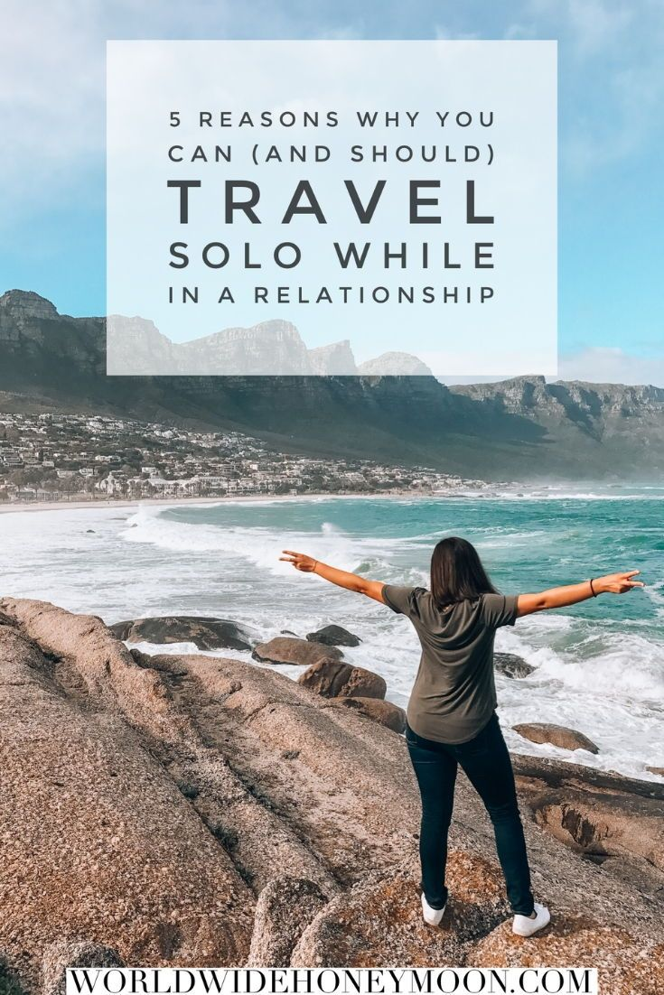 Traveling Solo Is Such An Eye Opening Experience And Everyone Should Do It At Least Once But What About While Travel And Tourism Solo Travel Travel Motivation