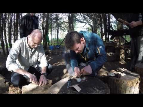 Learn Bushcraft in Yorkshire - Live For Today