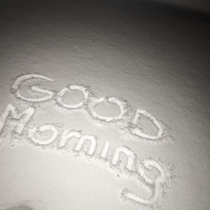 Guten Morgen! Schnee wohin das Auge reicht ! #soelden #sölden #neuschnee #winterwonderland #powder #schnee #skifahren #skiurlaub