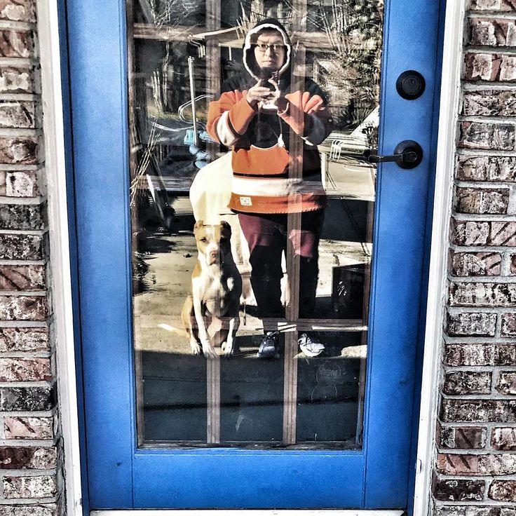 Reflections! #pit #pitbulloverload #pitbullsofinstagram #pitbull #pitbullmix #hockey #nhl #flyers #philadelphiaflyers #pitbulladvocate #pitbullmom #pitbulllife #pitbulllove #pitbullofig #pitbulloftheday #dogoftheday #dogsofinstagram #lovedogs #dogsofinstaworld #reflection #reflections #reflectiongram