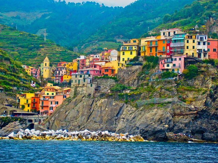 Cince Terre // Italia