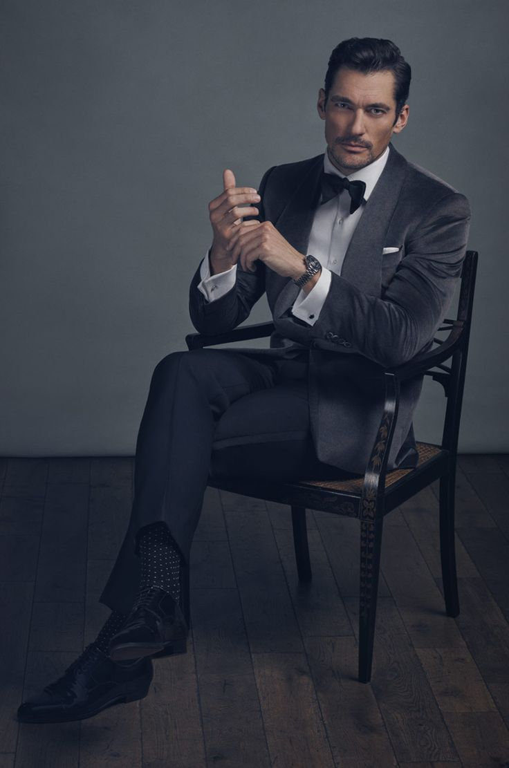 HQ New - David Gandy by Charlie Gray for Vanity Fair UK // Olivier Awards 2016 Portraits