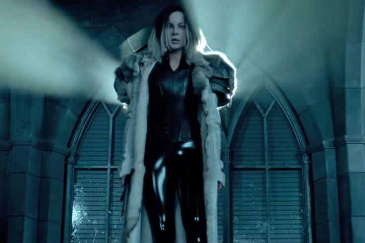 Selene dans Underworld Blood Wars (Kate Beckinsale)