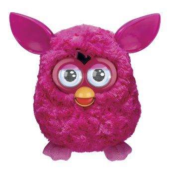 Furby -  THE creepiest, most annoying toy ever made.