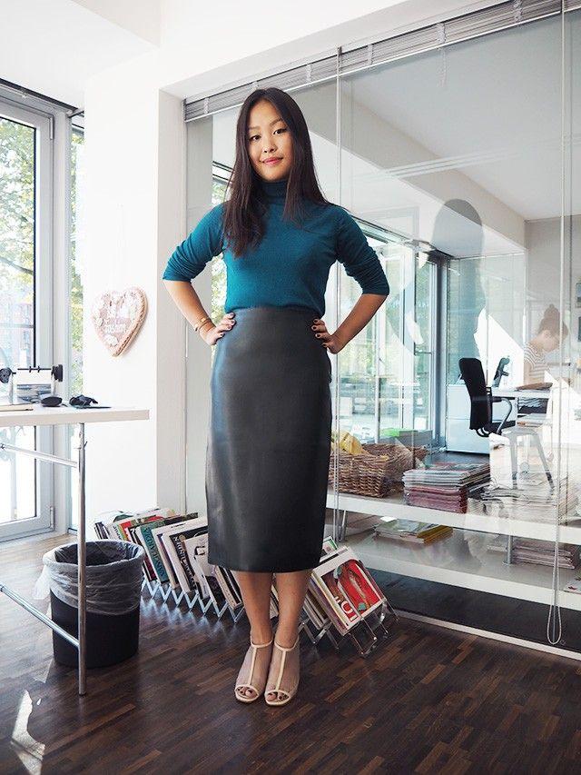 ber ideen zu arbeitskleidung auf pinterest. Black Bedroom Furniture Sets. Home Design Ideas
