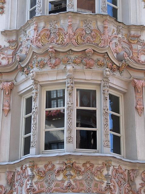 Best 25 baroque architecture ideas on pinterest for Interior design innsbruck