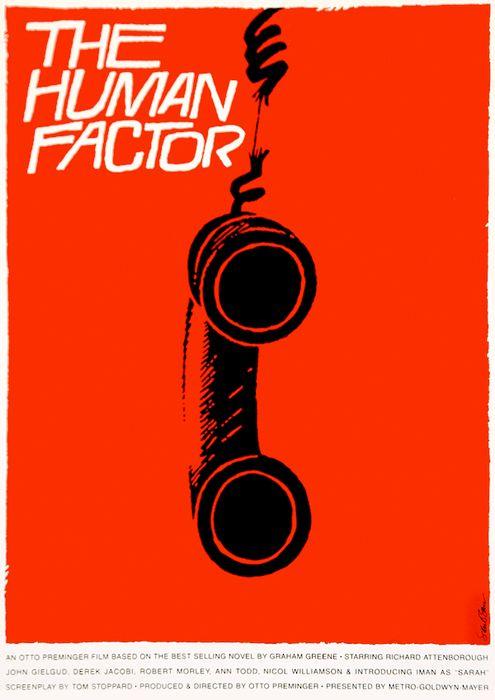"""The Human Factor"" (Otto Preminger, 1979)"