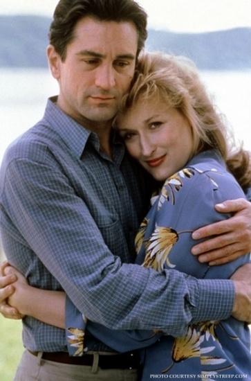 "Meryl Streep & Robert De Niro in ""Falling in Love"""