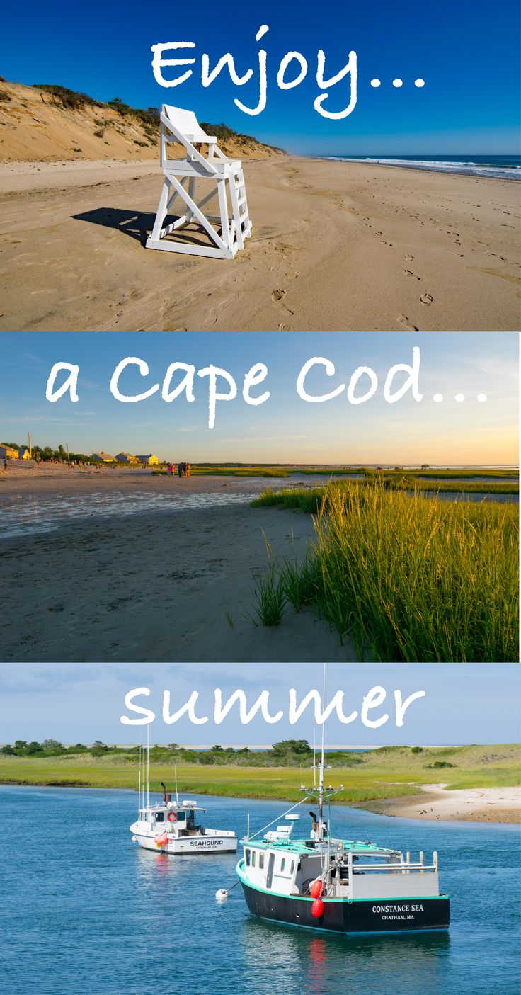Cape Cod is one of the most relaxing places you will ever go. Cape Cod is truly a zen place where no matter what else is going on in your life, you will be able to let it go and let Cape Cod happen.