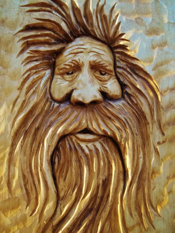 Top ideas about wood spirit carvings on pinterest