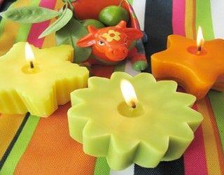 Ingredienti candele ...non dannosi