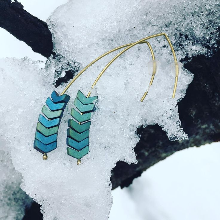 """8 Likes, 2 Comments - Magikal Mountains Jewelry (@magikalmountainsjewelry) on Instagram: """"Coming Soon... Forest Collection. #blueoxideearrings #magikalmountains #bluecalm #forestcollection"""""""