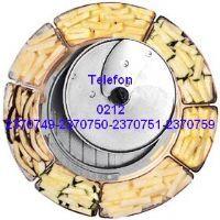 Sebze Doğrama Makinesi İçin Çubuk Patates Doğrayan Bıçak Takımı 0212 2370749  Sebze Doğrama Yedek Parçaları, ROBOT COUPE ÇUBUK PATATES KESME BIÇAĞI 27116 Satış Telefonu 0212 2370749