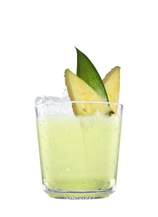 Absolut citron pineapple fusion