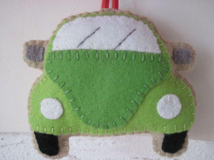 @Aubrey ElizabethVW Beetle rework into a bus for Nate<3