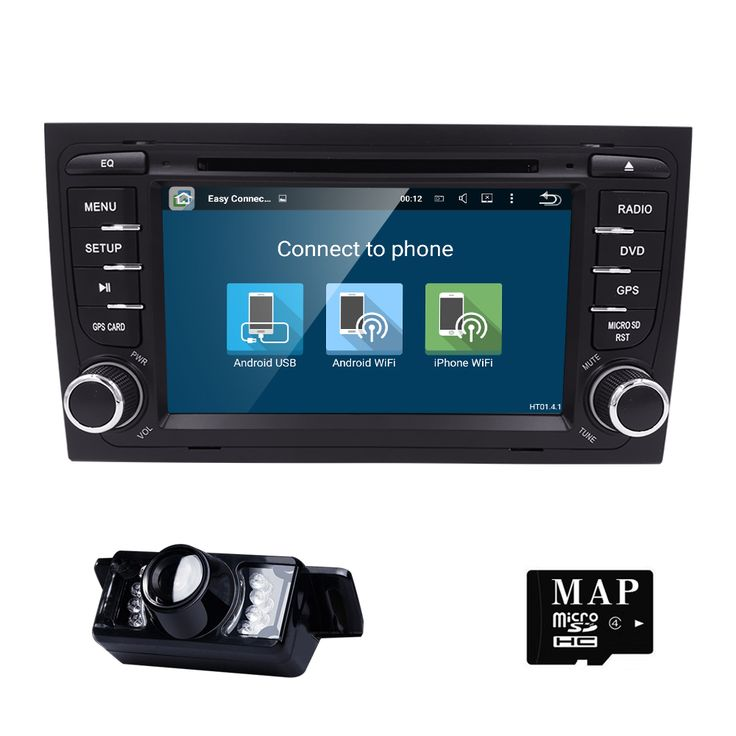 1024*600 Car DVD Player for Audi A4 2002 2003 2004 2005 2006 2007 S4 RS4 8E 8F B9 B7 RNS-E Autoradio 16GB ROM