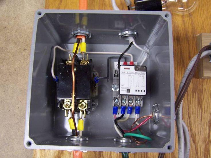 Fasco H230b Relay - Wiring Diagram  Instructions
