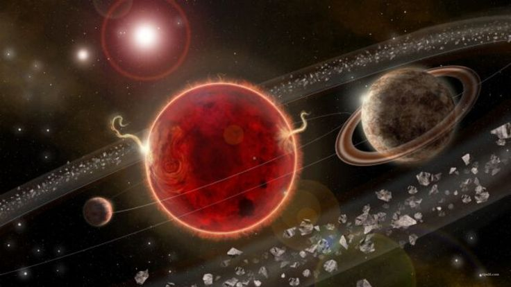Proxima-C: Possible Second Planet Found in 2020 ...