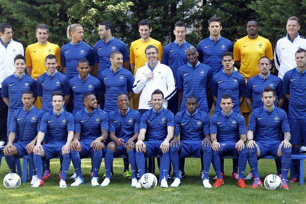Equipe de France Euro 2012