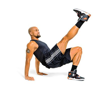 6 best insanity moves. 20 minute workout.