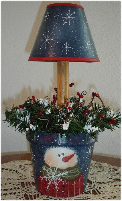 sandylandya@outlook.es snowman lamp